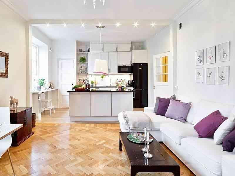 Những thiết kế nội thất nhà nhỏ xinh, đẹp mê li - nhung thiet ke noi that nha nho xinh dep me li 11
