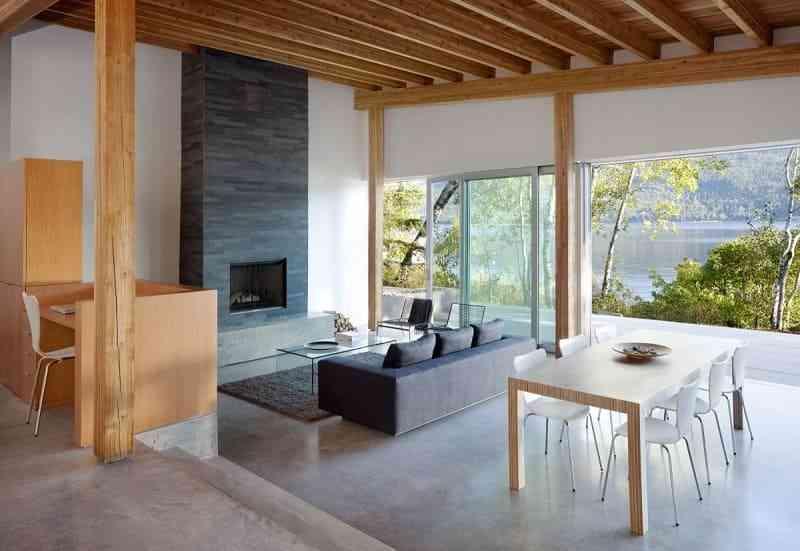 Những thiết kế nội thất nhà nhỏ xinh, đẹp mê li - nhung thiet ke noi that nha nho xinh dep me li 2