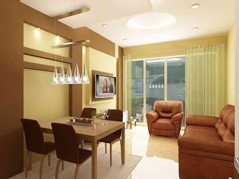 Những thiết kế nội thất nhà nhỏ xinh, đẹp mê li - nhung thiet ke noi that nha nho xinh dep me li 3
