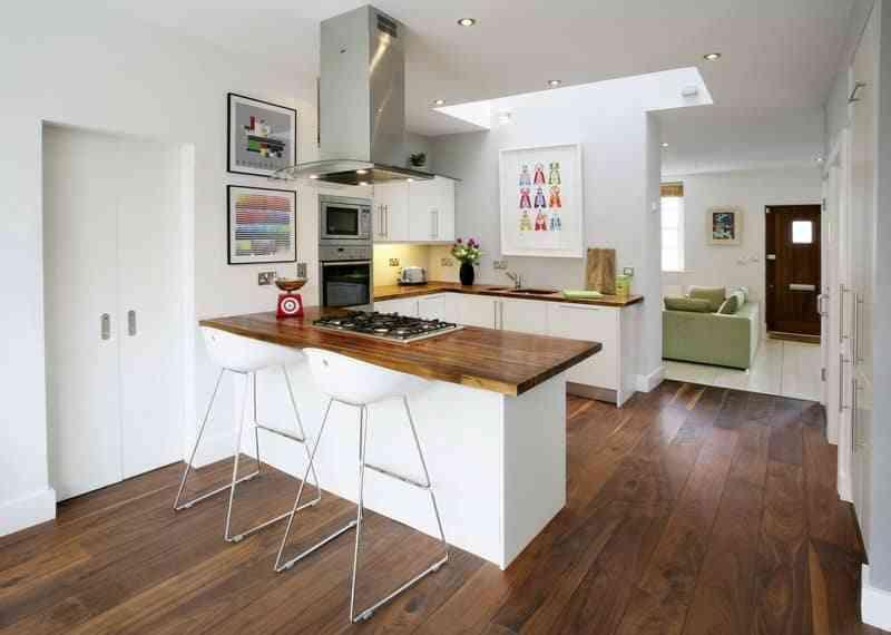 Những thiết kế nội thất nhà nhỏ xinh, đẹp mê li - nhung thiet ke noi that nha nho xinh dep me li 4