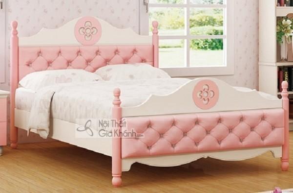 7 bí quyết siêu chuẩn giúp ba mẹ chọn giường ngủ trẻ em ưng ý - giuong ngu tre em dep gia re nhat 13