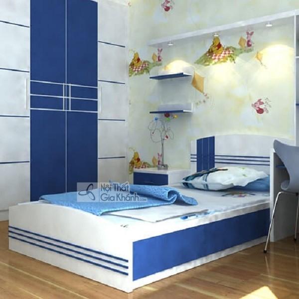 7 bí quyết siêu chuẩn giúp ba mẹ chọn giường ngủ trẻ em ưng ý - giuong ngu tre em dep gia re nhat 16