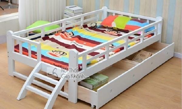 7 bí quyết siêu chuẩn giúp ba mẹ chọn giường ngủ trẻ em ưng ý - giuong ngu tre em dep gia re nhat 19