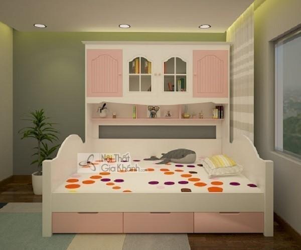 7 bí quyết siêu chuẩn giúp ba mẹ chọn giường ngủ trẻ em ưng ý - giuong ngu tre em dep gia re nhat 23