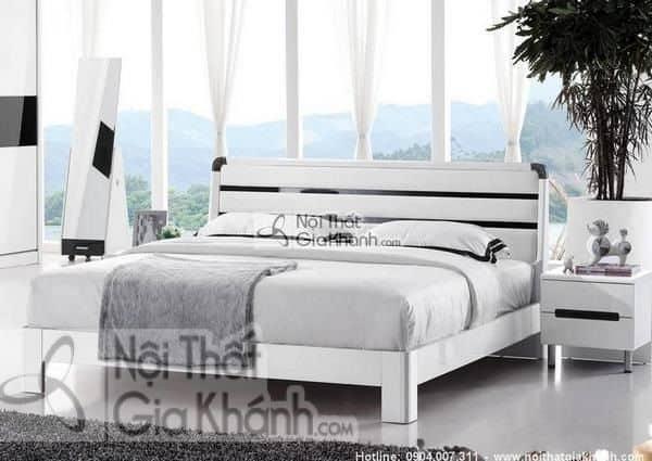 Nội thất đẹp hiện đại với bộ giường tủ nhập khẩu Đài Loan - Trung Quốc - tham khao cac mau noi that nhap khau dai loan so 1 ha noi 1
