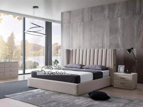 50+ Mẫu giường ngủ đẹp nhất, thiết kế hiện đại siêu hot 2020 - 50 mau giuong ngu dep nhat thiet ke hien dai sieu hot 2020 1