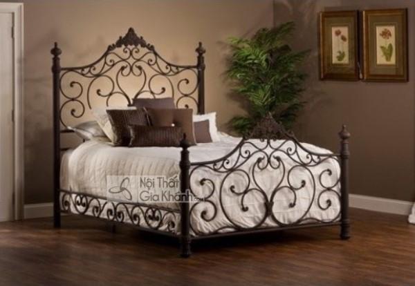 50+ Mẫu giường ngủ đẹp nhất, thiết kế hiện đại siêu hot 2020 - 50 mau giuong ngu dep nhat thiet ke hien dai sieu hot 2020 14