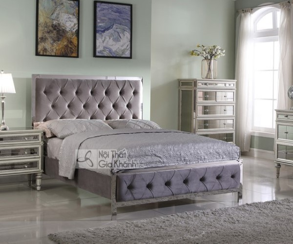 50+ Mẫu giường ngủ đẹp nhất, thiết kế hiện đại siêu hot 2020 - 50 mau giuong ngu dep nhat thiet ke hien dai sieu hot 2020 15