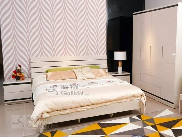 50+ Mẫu giường ngủ đẹp nhất, thiết kế hiện đại siêu hot 2020 - 50 mau giuong ngu dep nhat thiet ke hien dai sieu hot 2020 17