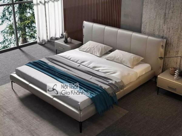 50+ Mẫu giường ngủ đẹp nhất, thiết kế hiện đại siêu hot 2020 - 50 mau giuong ngu dep nhat thiet ke hien dai sieu hot 2020 2
