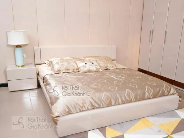 50+ Mẫu giường ngủ đẹp nhất, thiết kế hiện đại siêu hot 2020 - 50 mau giuong ngu dep nhat thiet ke hien dai sieu hot 2020 22