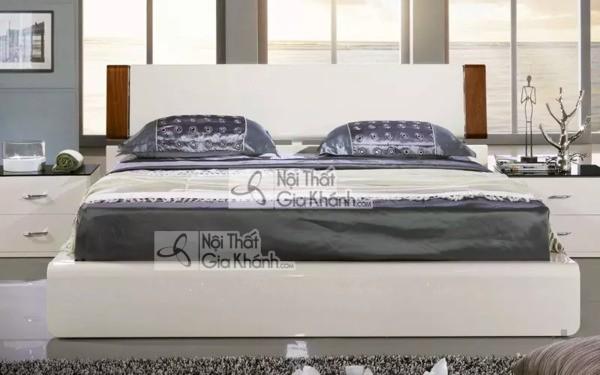 50+ Mẫu giường ngủ đẹp nhất, thiết kế hiện đại siêu hot 2020 - 50 mau giuong ngu dep nhat thiet ke hien dai sieu hot 2020 23