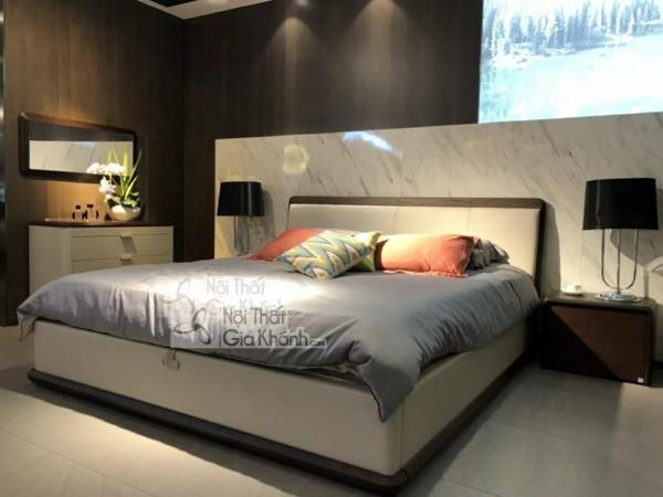 50+ Mẫu giường ngủ đẹp nhất, thiết kế hiện đại siêu hot 2020 - 50 mau giuong ngu dep nhat thiet ke hien dai sieu hot 2020 26