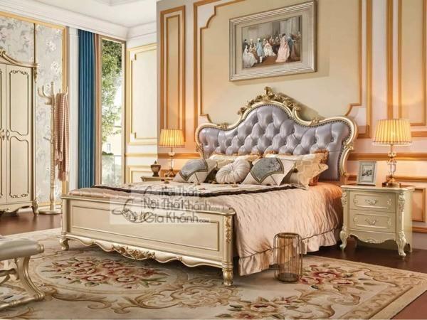 50+ Mẫu giường ngủ đẹp nhất, thiết kế hiện đại siêu hot 2020 - 50 mau giuong ngu dep nhat thiet ke hien dai sieu hot 2020 28