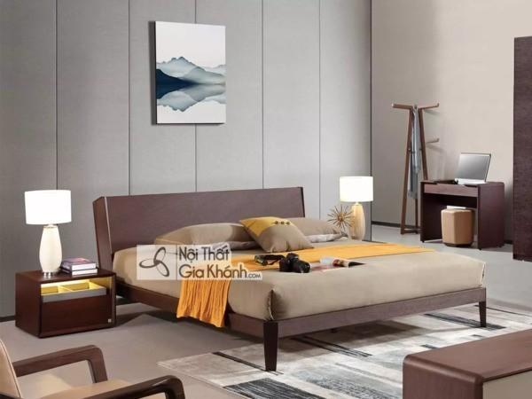 50+ Mẫu giường ngủ đẹp nhất, thiết kế hiện đại siêu hot 2020 - 50 mau giuong ngu dep nhat thiet ke hien dai sieu hot 2020 3