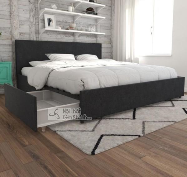 50+ Mẫu giường ngủ đẹp nhất, thiết kế hiện đại siêu hot 2020 - 50 mau giuong ngu dep nhat thiet ke hien dai sieu hot 2020 36