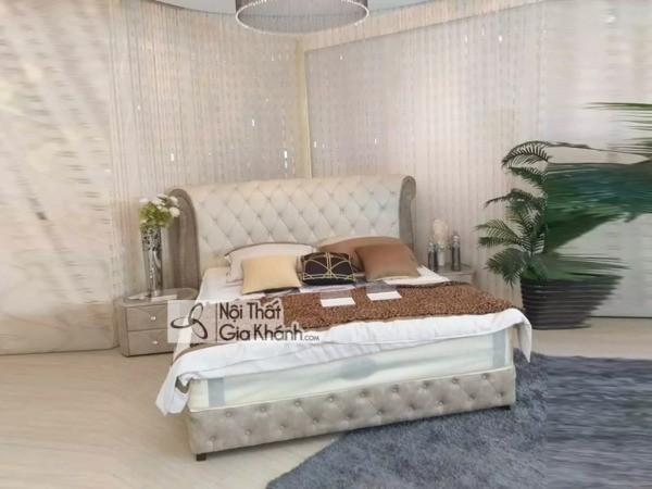 50+ Mẫu giường ngủ đẹp nhất, thiết kế hiện đại siêu hot 2020 - 50 mau giuong ngu dep nhat thiet ke hien dai sieu hot 2020 4