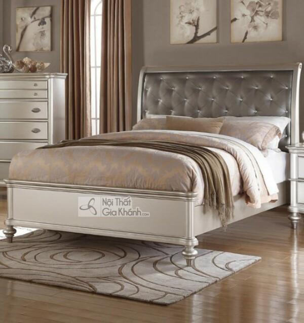 50+ Mẫu giường ngủ đẹp nhất, thiết kế hiện đại siêu hot 2020 - 50 mau giuong ngu dep nhat thiet ke hien dai sieu hot 2020 42