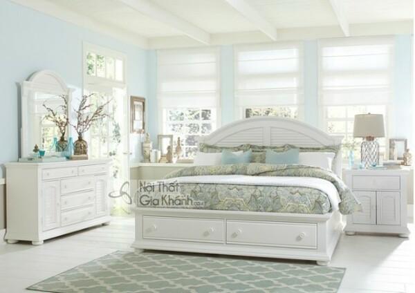 50+ Mẫu giường ngủ đẹp nhất, thiết kế hiện đại siêu hot 2020 - 50 mau giuong ngu dep nhat thiet ke hien dai sieu hot 2020 43