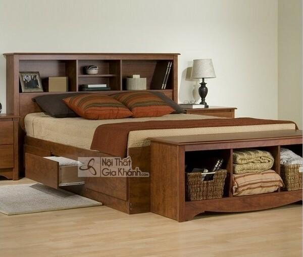50+ Mẫu giường ngủ đẹp nhất, thiết kế hiện đại siêu hot 2020 - 50 mau giuong ngu dep nhat thiet ke hien dai sieu hot 2020 47