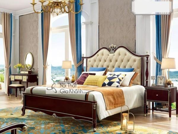 50+ Mẫu giường ngủ đẹp nhất, thiết kế hiện đại siêu hot 2020 - 50 mau giuong ngu dep nhat thiet ke hien dai sieu hot 2020 5