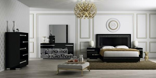 50+ Mẫu giường ngủ đẹp nhất, thiết kế hiện đại siêu hot 2020 - 50 mau giuong ngu dep nhat thiet ke hien dai sieu hot 2020 51