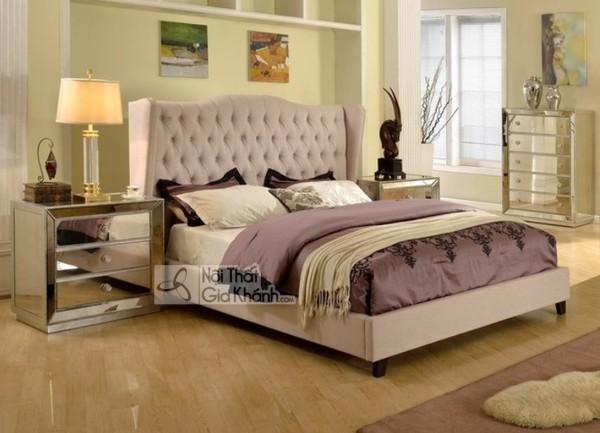 50+ Mẫu giường ngủ đẹp nhất, thiết kế hiện đại siêu hot 2020 - 50 mau giuong ngu dep nhat thiet ke hien dai sieu hot 2020 52