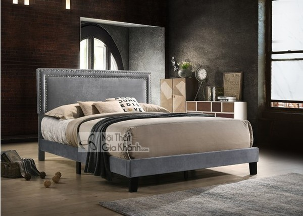 50+ Mẫu giường ngủ đẹp nhất, thiết kế hiện đại siêu hot 2020 - 50 mau giuong ngu dep nhat thiet ke hien dai sieu hot 2020 55