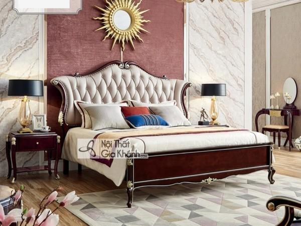 50+ Mẫu giường ngủ đẹp nhất, thiết kế hiện đại siêu hot 2020 - 50 mau giuong ngu dep nhat thiet ke hien dai sieu hot 2020 6
