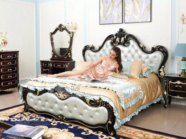 50+ Mẫu giường ngủ đẹp nhất, thiết kế hiện đại siêu hot 2020 - 50 mau giuong ngu dep nhat thiet ke hien dai sieu hot 2020 8