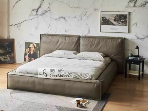 50+ Mẫu giường ngủ đẹp nhất, thiết kế hiện đại siêu hot 2020