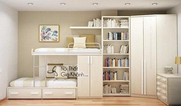 Kích thước giường ngủ tiêu chuẩn - kich thuoc giuong ngu chuan phong thuy phong cach hien dai 2