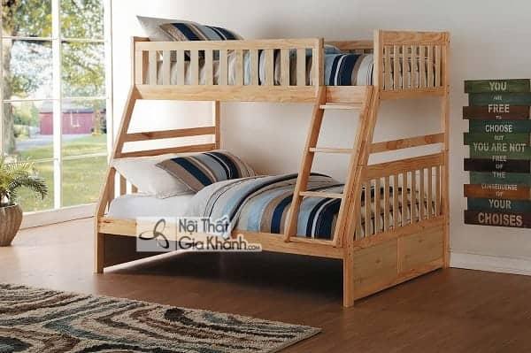 Kích thước giường ngủ tiêu chuẩn - kich thuoc giuong ngu chuan phong thuy phong cach hien dai 3