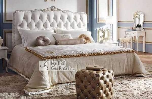 Kích thước giường ngủ tiêu chuẩn - kich thuoc giuong ngu chuan phong thuy phong cach hien dai 5