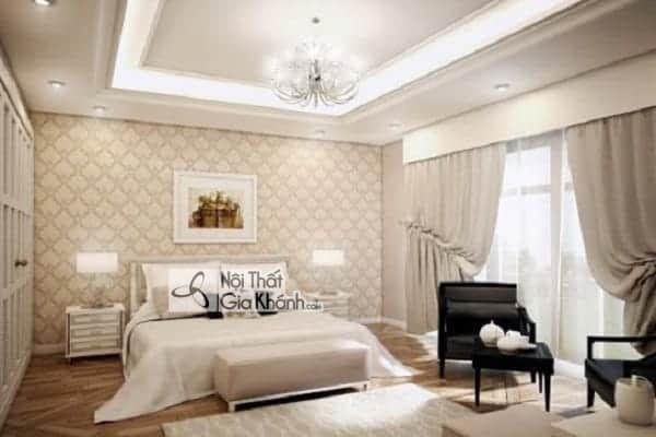 Kích thước giường ngủ tiêu chuẩn - kich thuoc giuong ngu chuan phong thuy phong cach hien dai 7