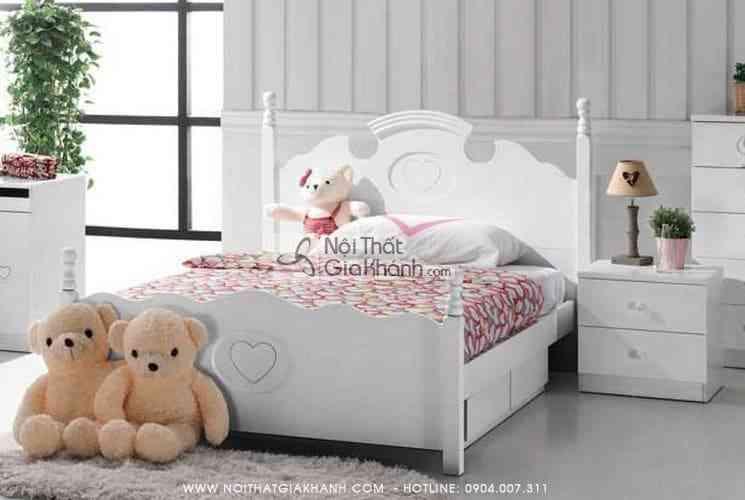 5 mẫu giường trẻ em đẹp nhất mà bạn nên chọn cho con - 5 mau giuong tre em dep nhat ma ban nen chon cho con 1