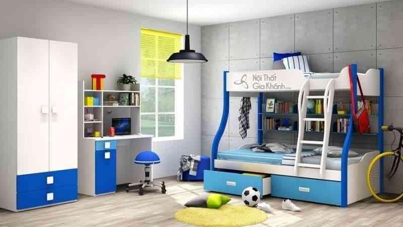 5 mẫu giường trẻ em đẹp nhất mà bạn nên chọn cho con - 5 mau giuong tre em dep nhat ma ban nen chon cho con 4
