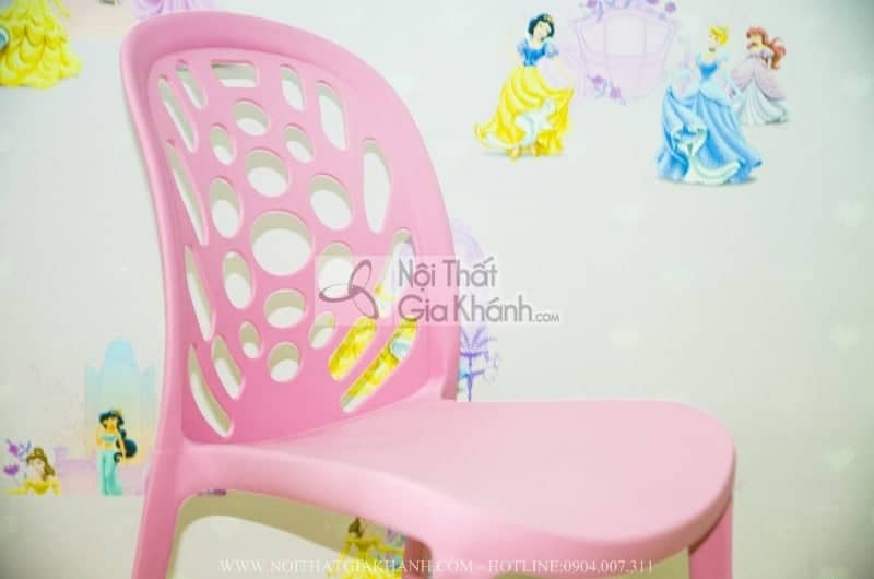 Bề mặt ngồi ghế nhựa CK5