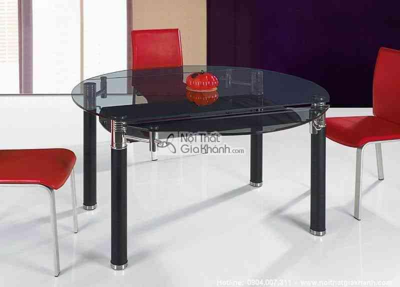 Những mẫu bàn ghế phòng ăn gia đình giá rẻ Hà Nội - ban an da nang t041b