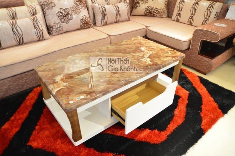 Những mẫu thiết kế bàn trà hiện đại đẹp nhất - ban tra HC828 2