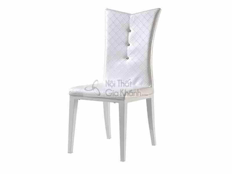 Bộ bàn ghế ăn xoay mặt đá nhập khẩu T14808