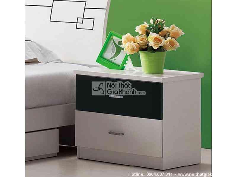 5 mẫu tủ đầu giường giá rẻ mà đẹp nhất Hà Nội - bo phong ngu giac mo bay xa h830 7