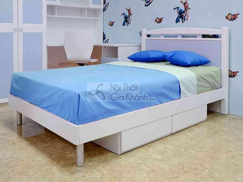 Giường ngủ trẻ em đẹp giá rẻ nhất - bo phong ngu khoang troi cua be kich thuoc 1m2 92 2