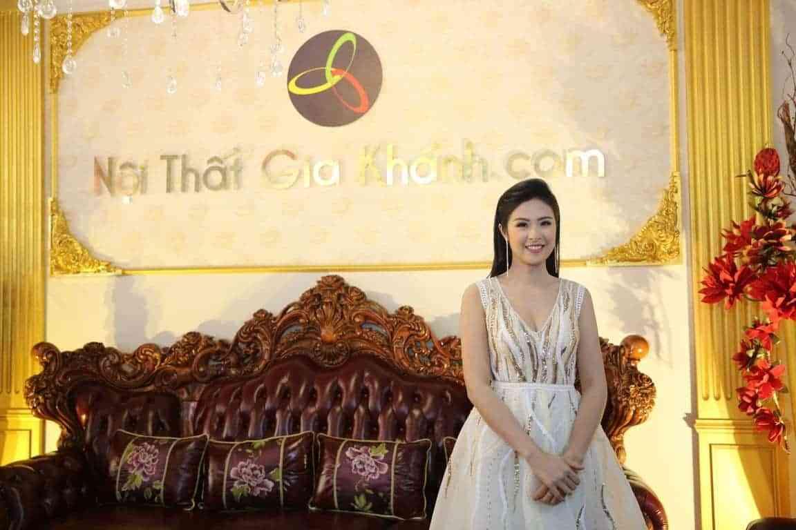 Bộ Sofa Cổ Điển lớn nhất Việt Nam French Climbing Roses 926SF