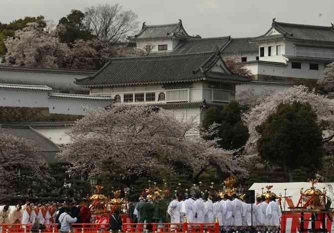 Tìm hiểu các công trình kiến trúc cổ đại phương Đông - Lâu đài Himeji