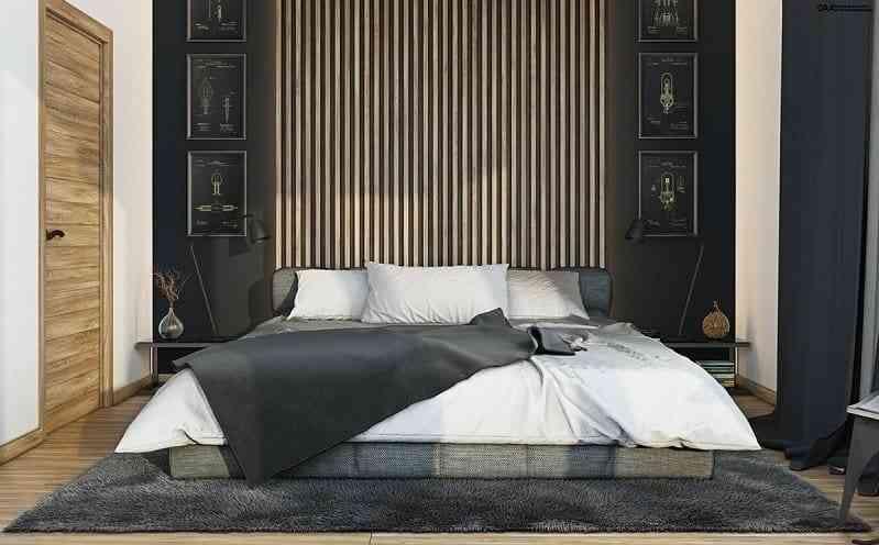 Cách bố trí nội thất phòng ngủ diện tích 9m2 - cach bo tri noi that phong ngu dien tich 9m2 9