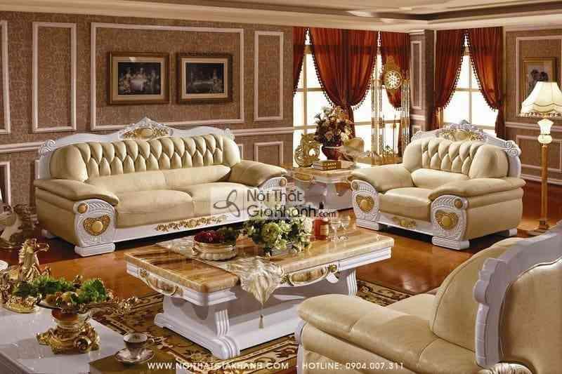 Cách chọn bàn ghế gỗ phòng khách không phải ai cũng biết - cach chon ban ghe go phong khach khong phai ai cung biet