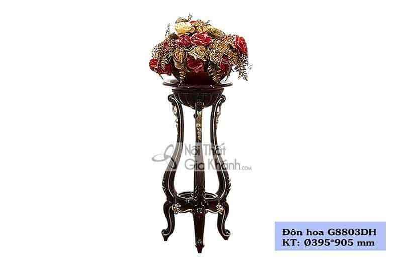 don hoa trang tri phong khach g8803dh - Đôn hoa trang trí phòng khách phong cách tân cổ điển DH8803G