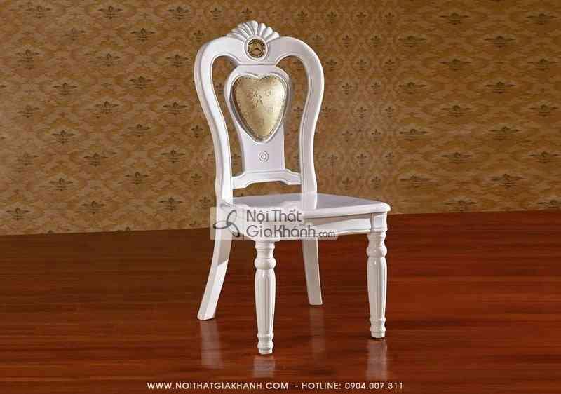 Ghế ăn gỗ tự nhiên mã KH205SB - ghe an go tu nhien ma kh205sb