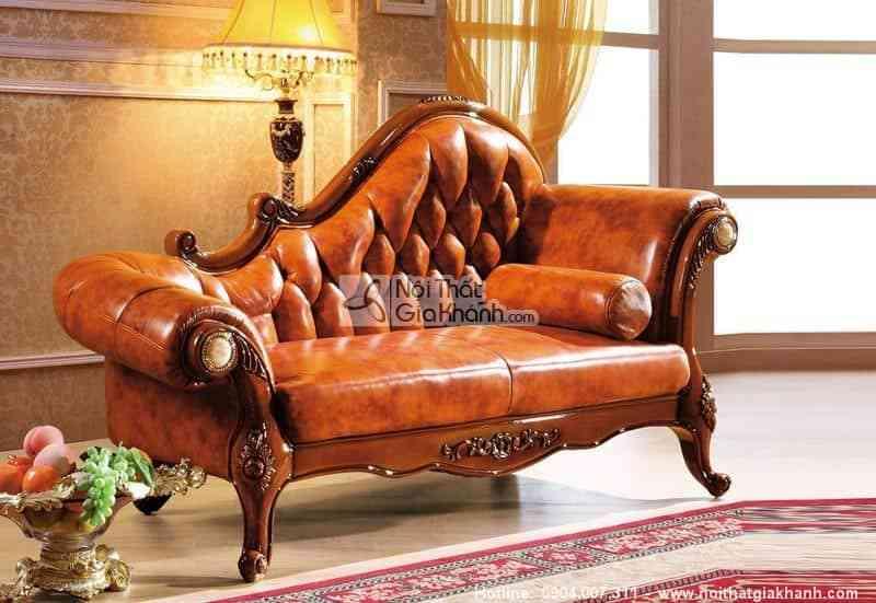 Ghế quý phi cổ điển KH381C